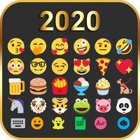 Ícone do Teclado Emoji-Belos Emoticons