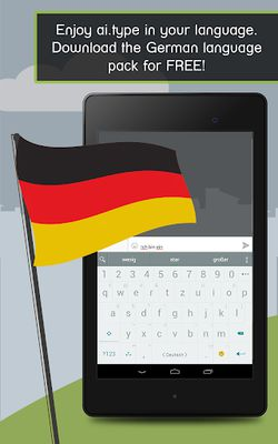 Image 3 of German for ai.type Keyboard
