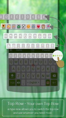 Image 1 of German for ai.type Keyboard