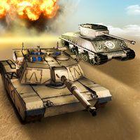 Tank Saldırısı Savaş 3D Simgesi