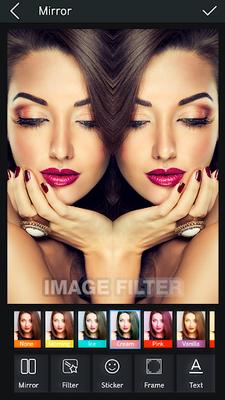 Screenshot 20 of Mirror Photo Editor & Collage