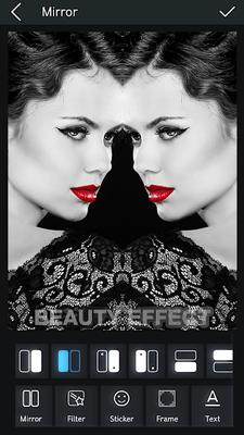 Screenshot 23 of Mirror Photo Editor & Collage