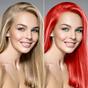 Cambio de pelo y color de ojos