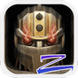 Metal tema - ZERO launcher  APK