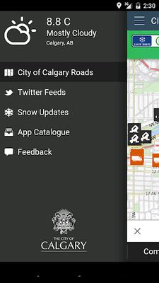 Image 3 of City of Calgary Roads