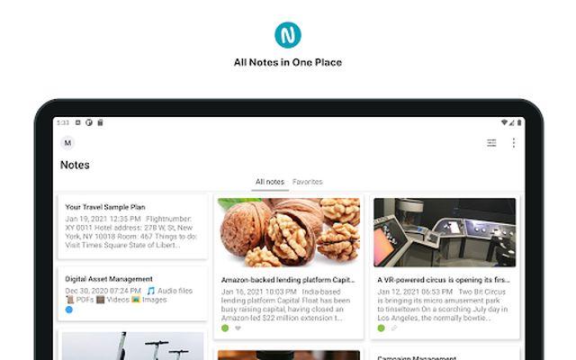 Image of Nimbus Note - Notes and Tasks
