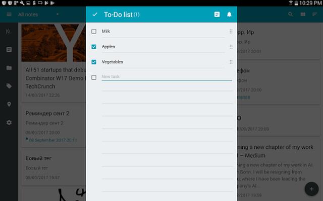 Image 18 of Nimbus Note - Notes and Tasks