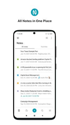 Image 12 of Nimbus Note - Notes and Tasks