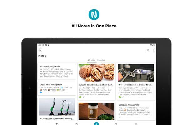 Image 6 of Nimbus Note - Notes and Tasks