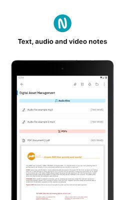 Image 5 of Nimbus Note - Notes and Tasks