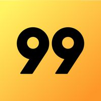 99 - Private Driver and Taxi Icon