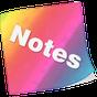 Notas Coloridas