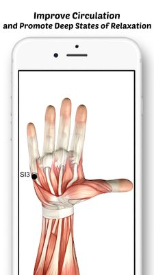 Image 1 of Acupressure Points Tips