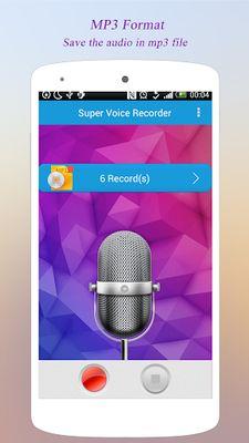 Image 2 of Super Voice Recorder