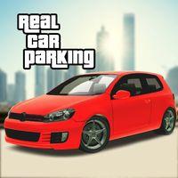Real Car Parking Simgesi