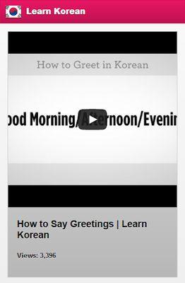 Image 2 of Learn Korean Free