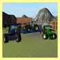 Tractor Transportador 3D