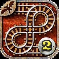 Ícone do Rail Maze 2 : Train puzzler
