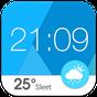 widgets tempo transparente  APK