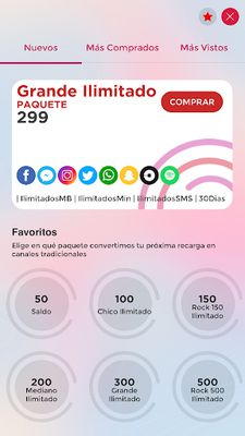 Image 3 of Virgin Mobile Mexico