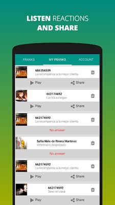 Image 4 of Prankyapp - Prank Calls