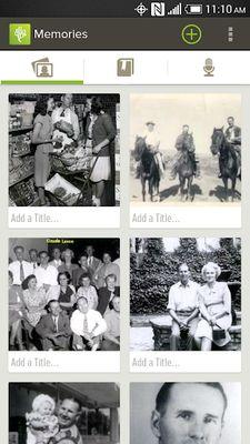 FamilySearch Image 1 - Memories