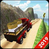 Ícone do Truck Speed Driving 3D