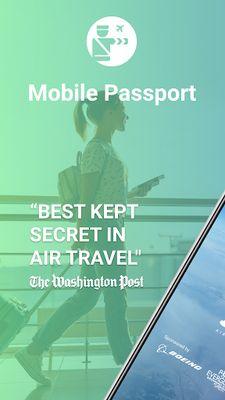 Image 1 of Mobile Passport (CBP auth.)