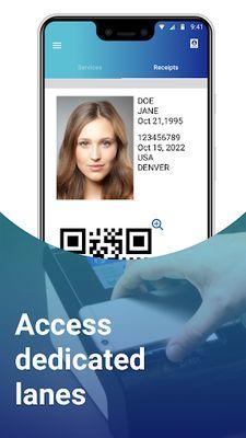 Image 3 of Mobile Passport (CBP auth.)