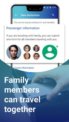 Image 5 of Mobile Passport (CBP auth.)