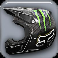 Ricky Carmichael's Motocross Simgesi