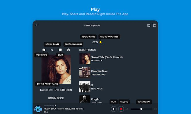 Image 4 of Listen2MyRadio