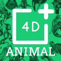 Biểu tượng Animal 4D+