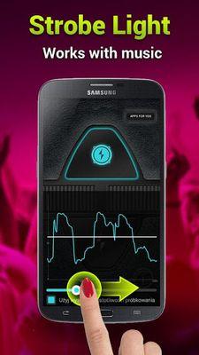 Image 2 of Music Strobe Light - LED