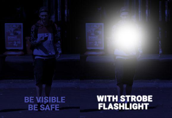 Image 3 of Music Strobe Light - LED
