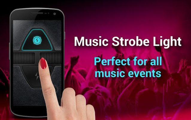 Image 4 of Music Strobe Light - LED