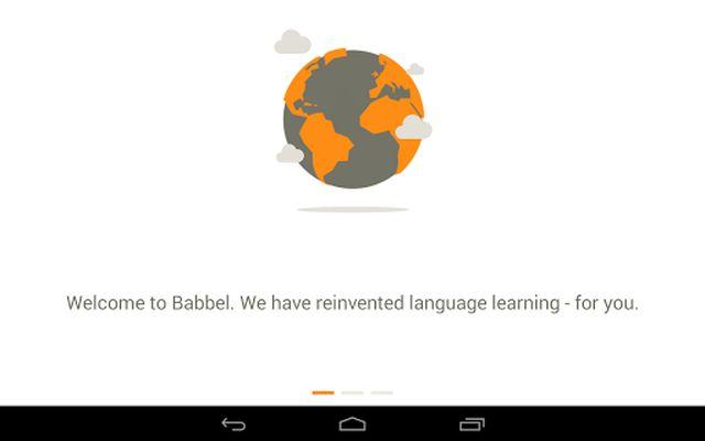 Learn German with Babbel screenshot apk 8