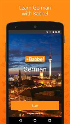 Learn German with Babbel screenshot apk 1