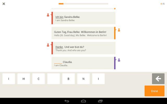 Learn German with Babbel Screenshot Apk 6