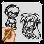 Como desenhar Manga  APK