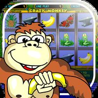 Иконка Crazy Monkey slot machine