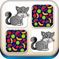 Memo Spiel für Kinder Gratis Icon