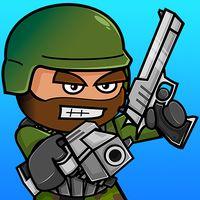 Иконка Doodle Army 2 : Mini Militia