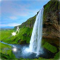 Waterval Geluid Achtergrond icon