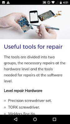 Image 1 of Cell Phone Repair