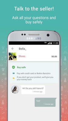 YOP: Sell and Buy in your Online Store screenshot apk 4