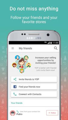 YOP: Sell and Buy in your Online Store screenshot apk 3