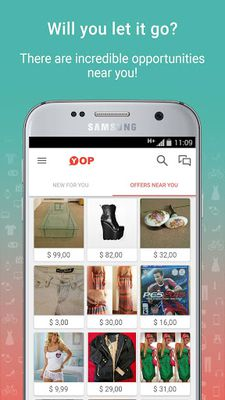 YOP: Sell and Buy in your Online Store screenshot apk 1