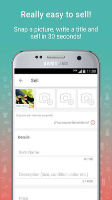 YOP: Sell and Buy in your Online Store screenshot apk 0