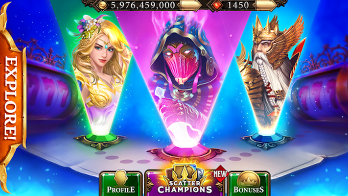 Spiele Scattered To Hell - Video Slots Online